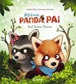 Kleiner Panda Pai auf leisen Tatzen Cover
