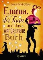 Emma, der Faun und das vergessene Buch Cover