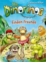 Die Dinorinos finden Freunde (3) Cover