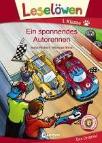 Ein spannendes Autorennen Cover
