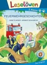 FEUERWEHRGESCHICHTEN Cover