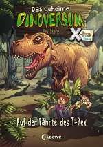 Auf der Fährte des T-Rex Cover
