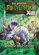 Gefahr für den Triceratops Cover