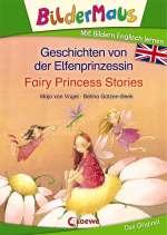 Geschichten von der Elfenprinzessin = Fairy Princess Stories Cover
