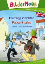 Polizeigeschichten = Police stories Cover