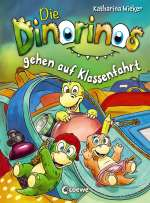 Die Dinorinos gehen auf Klassenfahrt (5) Cover