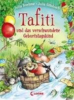 Tafiti und das verschwundene Geburtstagskind (10) Cover