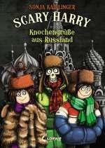 Knochengrüsse aus Russland Cover