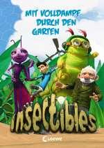 Mit Volldampf durch den Garten (2) Cover