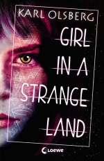 Girl in a strange land Cover