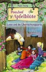Lotte und die Übernachtungsparty Cover