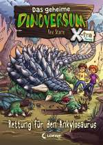 Rettung für den Ankylosaurus Cover