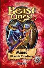 Minos Hörner der Vernichtung Cover