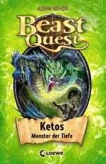 Ketos, Monster der Tiefe Cover