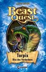 Torpix, Biss des Verderbens Cover
