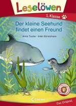 Der kleine Seehund findet einen Freund Cover