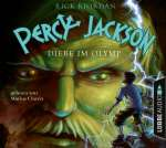 Percy Jackson - Diebe im Olymp Cover
