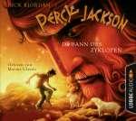 Percy Jackson - Im Bann des Zyklpen Cover