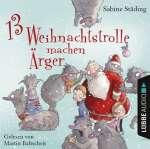 13 Weihnachtstrolle machen Ärger (Ton) Cover