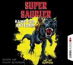 Kampf der Raptoren (4CD) Cover