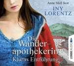 Die Entführung der Wanderapothekerin (6 Hörbuch-CDs) Cover