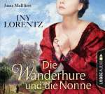 Die Wanderhure und die Nonne (6Hörbuch-CDs) Cover