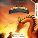Die geheime Drachenschule - Der Drache mit den silbernen Hörnern Cover