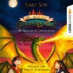 Philipp Schepmann liest Emily Skye, Die geheime Drachenschule, Die Rückkehr des siebten Clans Cover