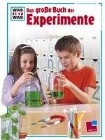 Das große Buch der Experimente Cover