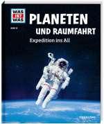 Planeten und Raumfahrt Cover