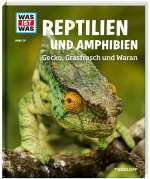 Reptilien und Amphibien Cover