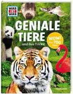 Geniale Tiere ... und ihre Tricks Cover