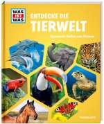 Entdecke die Tierwelt Cover