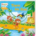 Tiere im Zoo  Cover