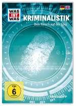 Kriminalistik Cover