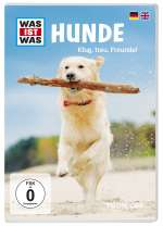 Was ist Was Hunde (1DVD)  Cover