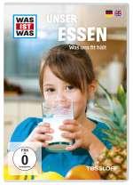 Was ist Was Unser Essen (1 DVD) Cover