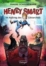 Henry Smart - Im Auftrag des Götterchefs Cover