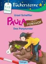 Paula auf dem Ponyhof - Das Ponyturnier Cover