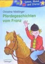 Pferdegeschichten vom Franz / Cover