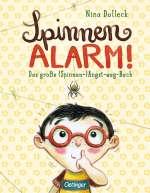Spinnen Alarm! Cover