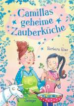 Camillas geheime Zauberküche Cover