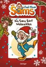 Das Sams feiert Weihnachten Cover
