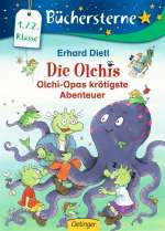 Olchi-Opas krötigste Abenteuer / Cover