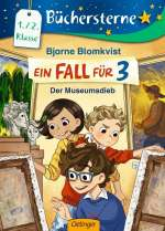 Der Museumsdieb Cover