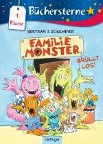 Familie Monster brüllt los! Cover