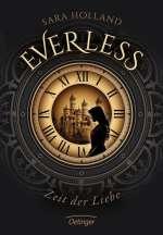 Everless. Zeit der Liebe Cover