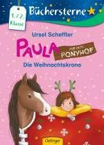 Paula auf dem Ponyhof - Die Weihnachtskrone Cover