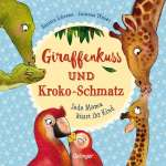 Giraffenkuss und Kroko-Schmatz Cover
