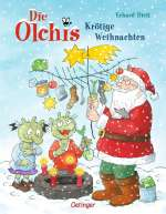 Krötige Weihnachten Cover